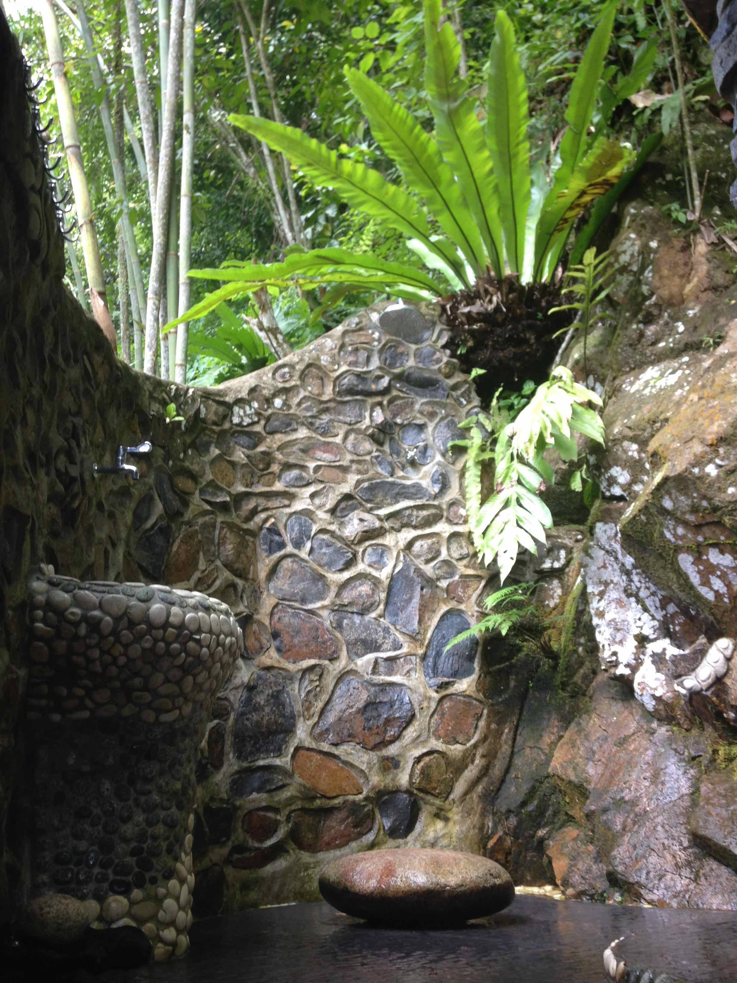 Orangutan Room Jungle Bathroom