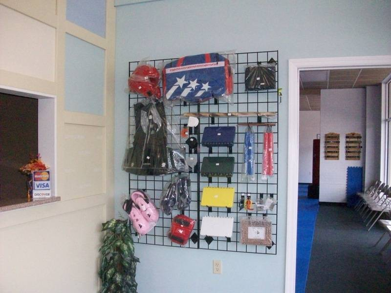Reception Area/School Store