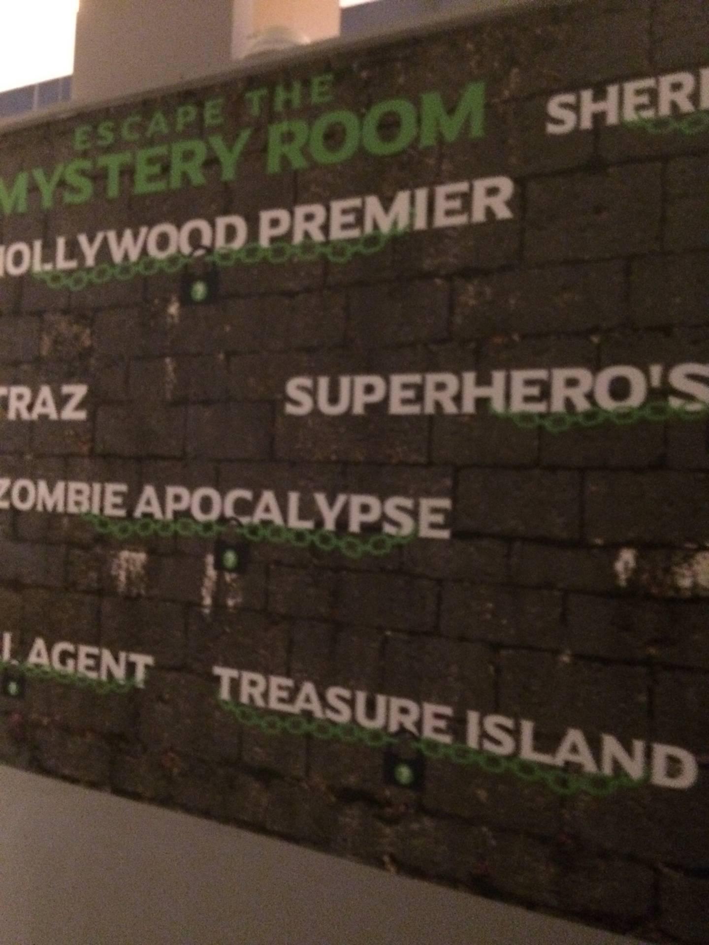 Escape The Myster Room - Mass - Emerald Square Mall Store