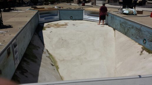 Liner Replacement