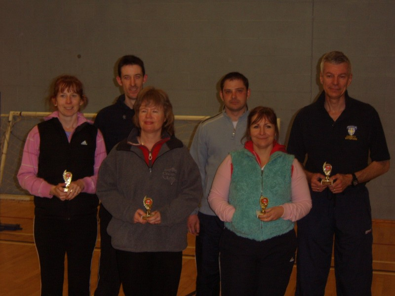Higher Divisions Tournament Runners Up