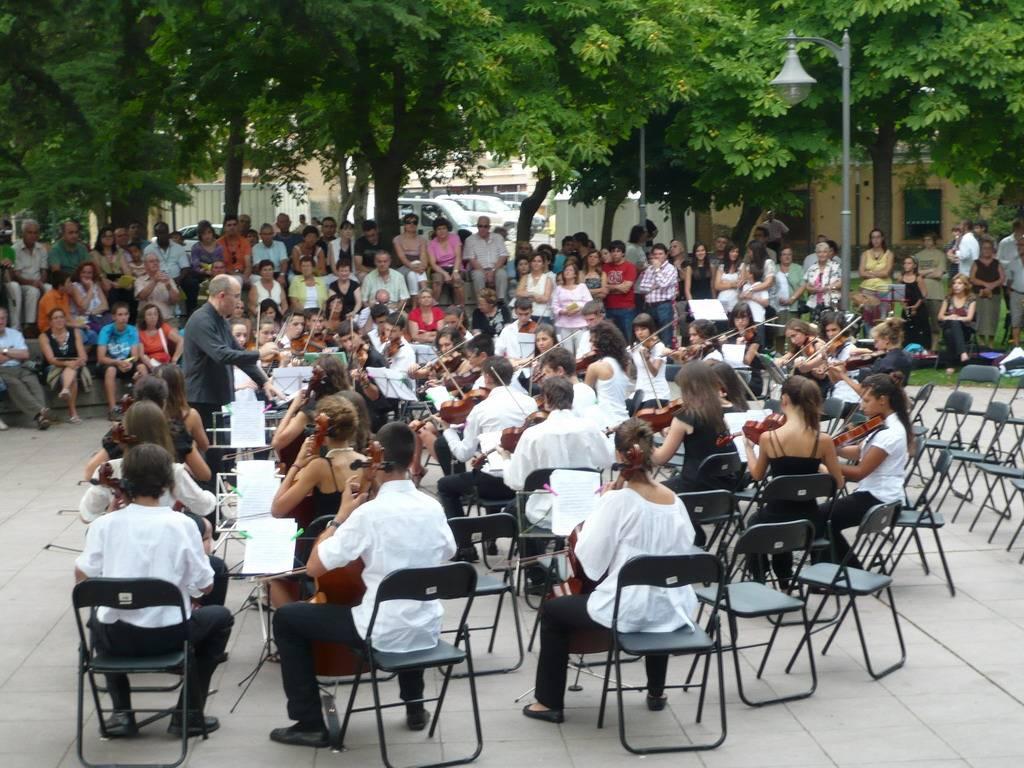 Orquesta Profesional en concierto 1