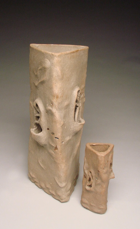 Ceramic Planter towers