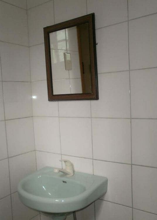 Room 2 - toilet and shower