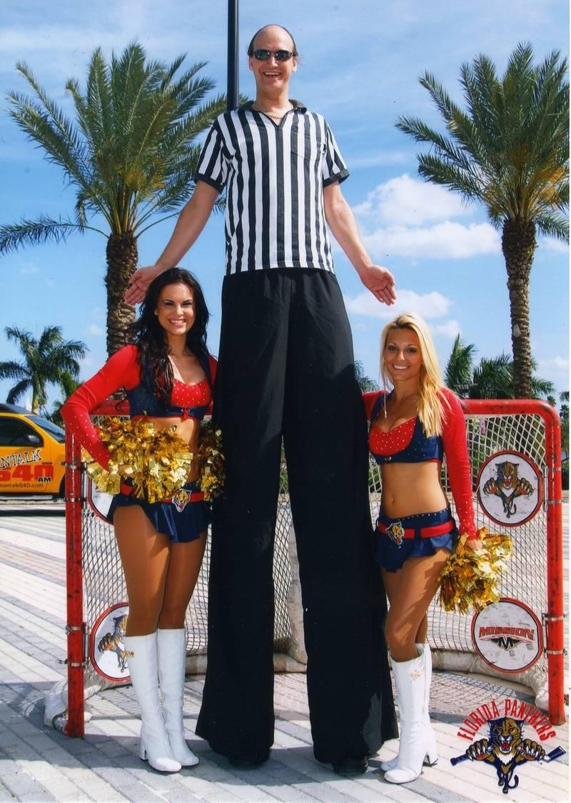 The Biggest Referee