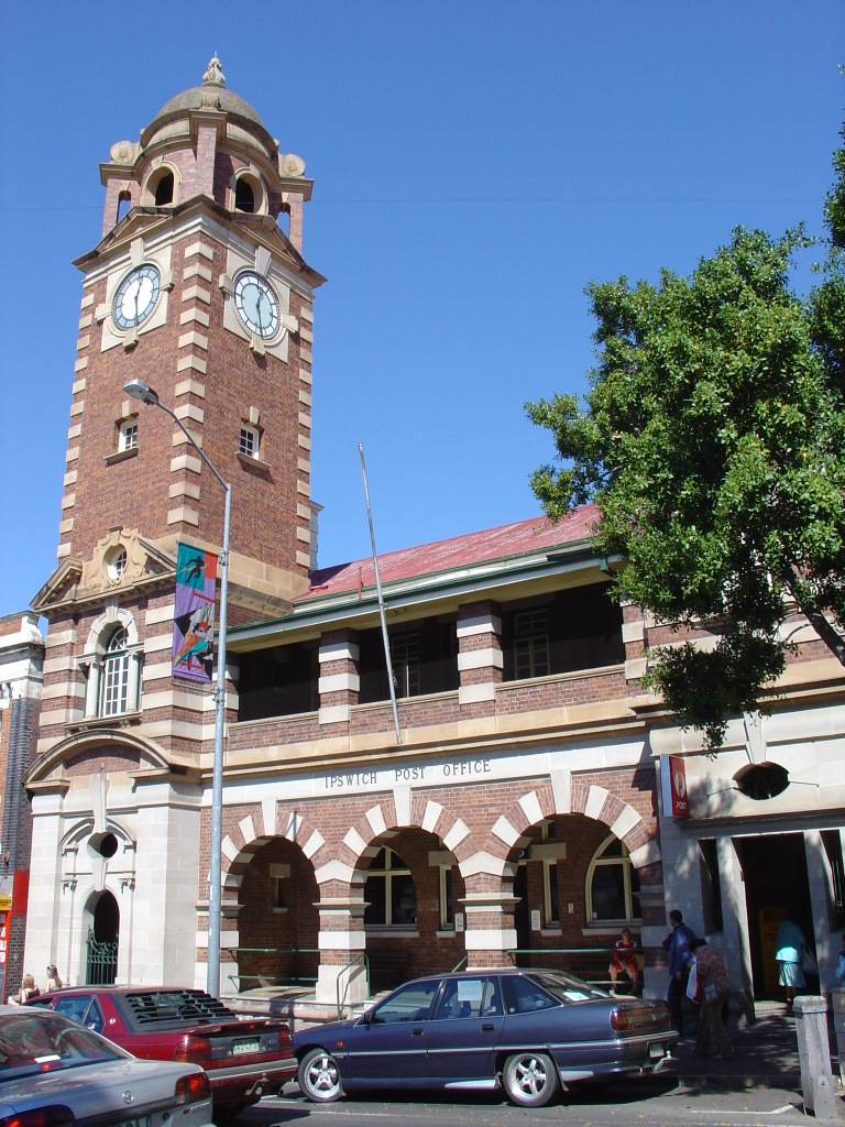 Ipswich Post Office
