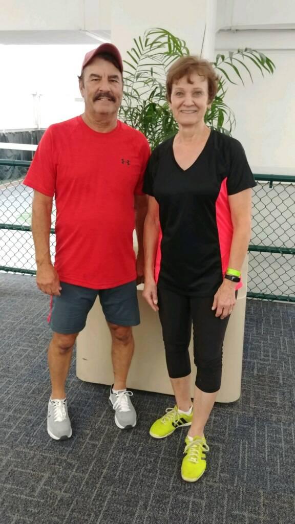 Cynthia Boudreaux and Donald Marionneaux