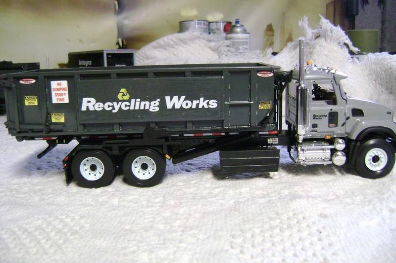 recycling works