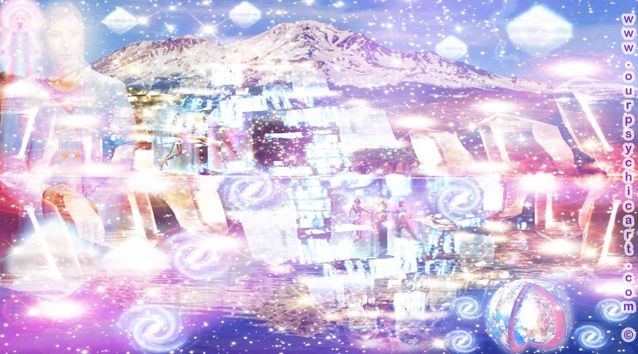 ~ Exploring Mount Shasta - Gaias Base Chakra ~