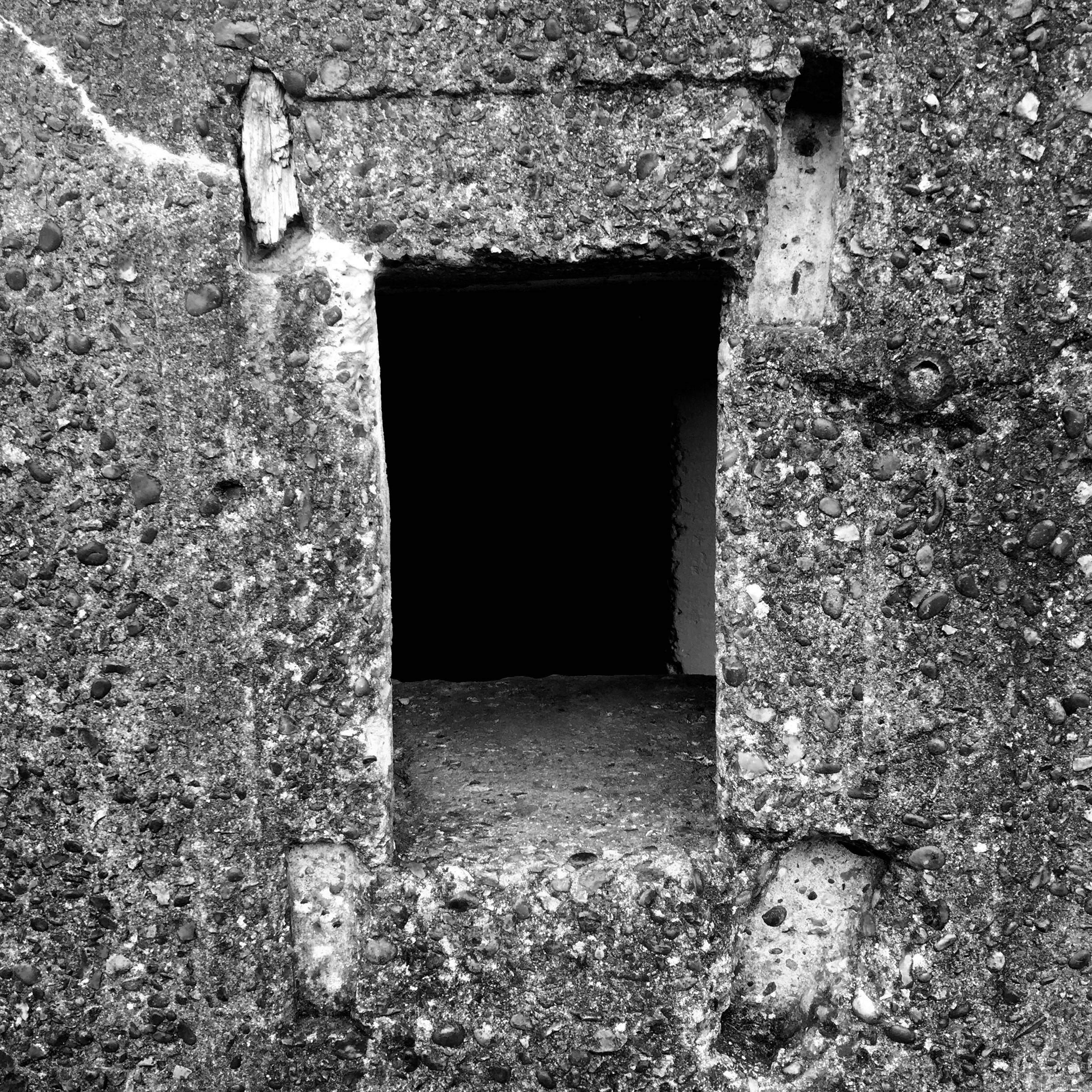 Hornchurch B/W abstract photograph
