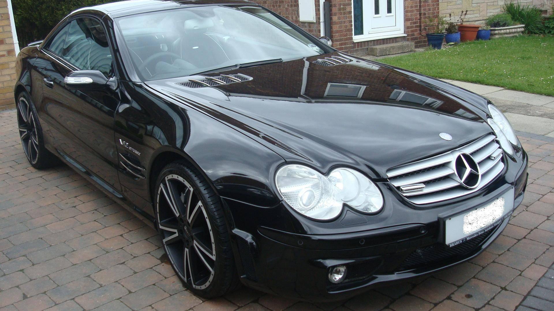 Mercedes Brabus K8