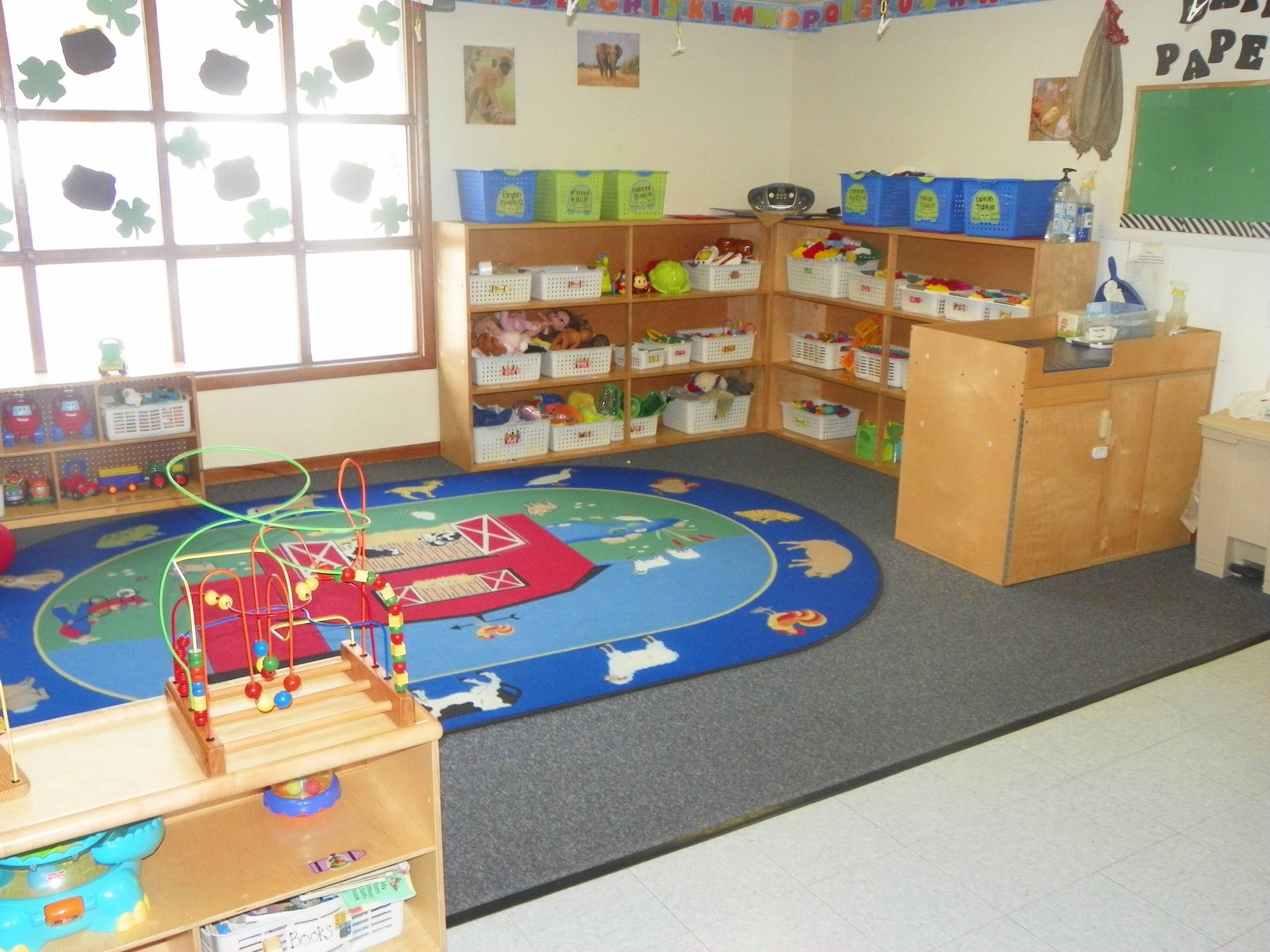 2 year old room