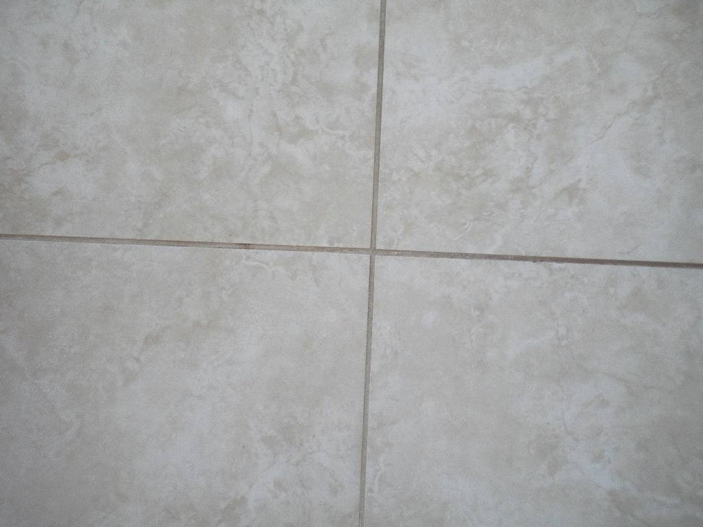 Exterior Grout  After