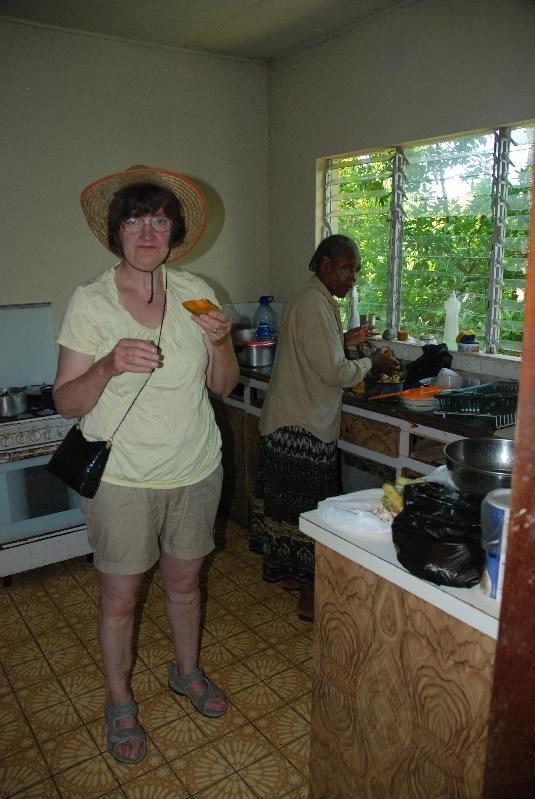 Annette's kitchen  / juice factory