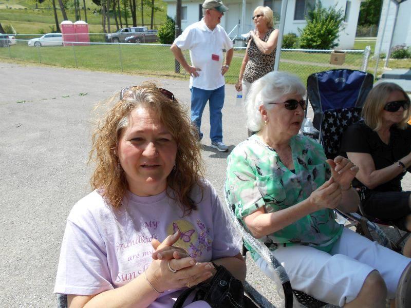 Sandy Moore & Janie Hoover & Pat Inghram