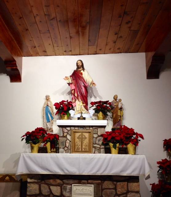 Sacred Heart Mission New Years 2013