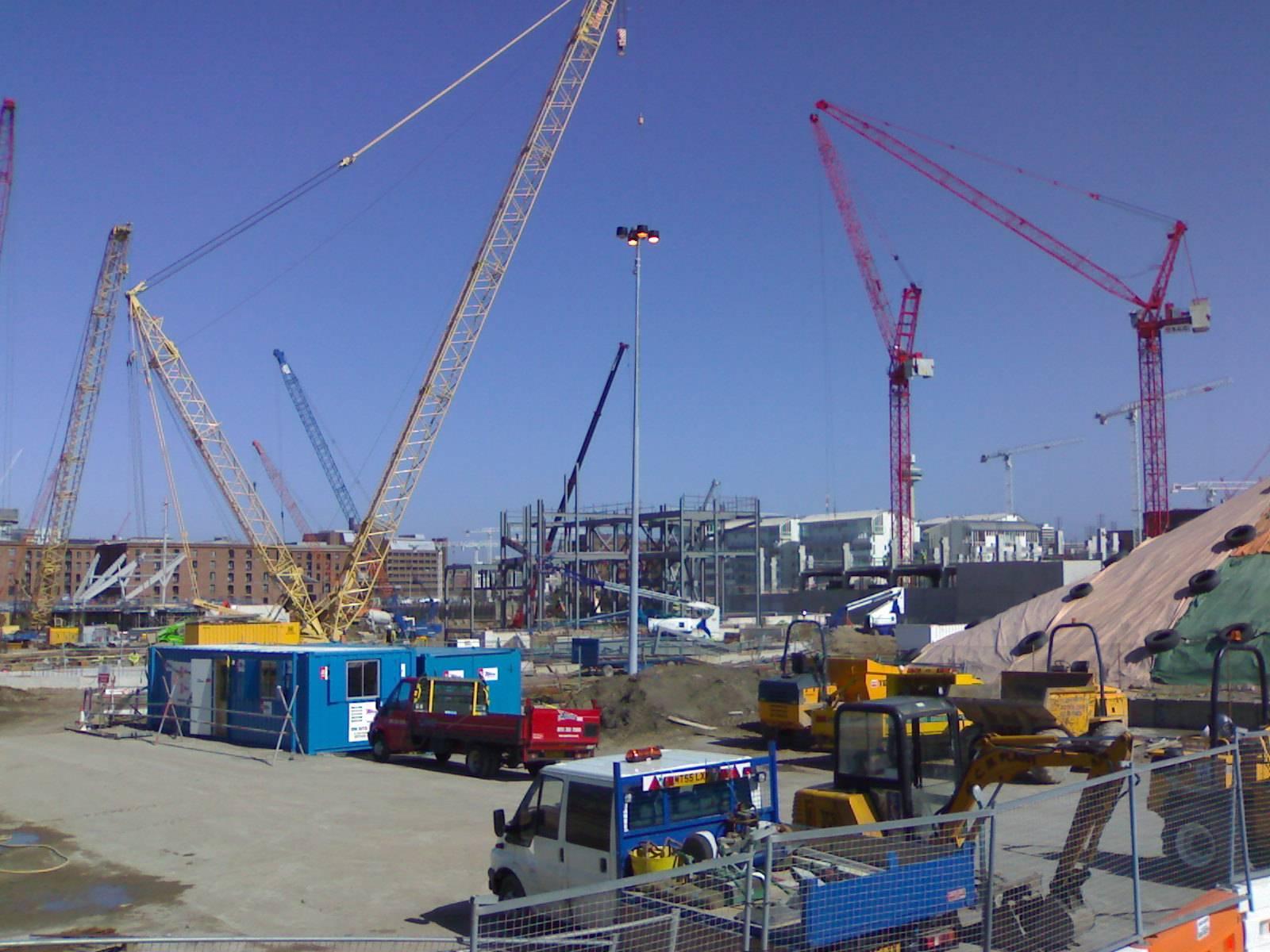 Kings Dock Arena, Liverpool