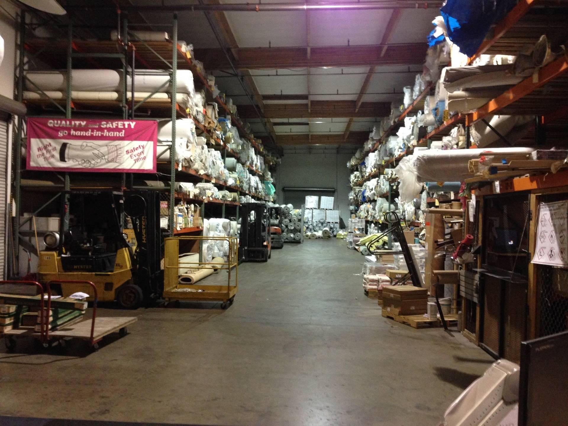 More Warehouse Lighting