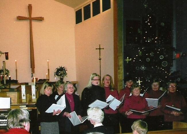 Finnish Christmas Service 2006