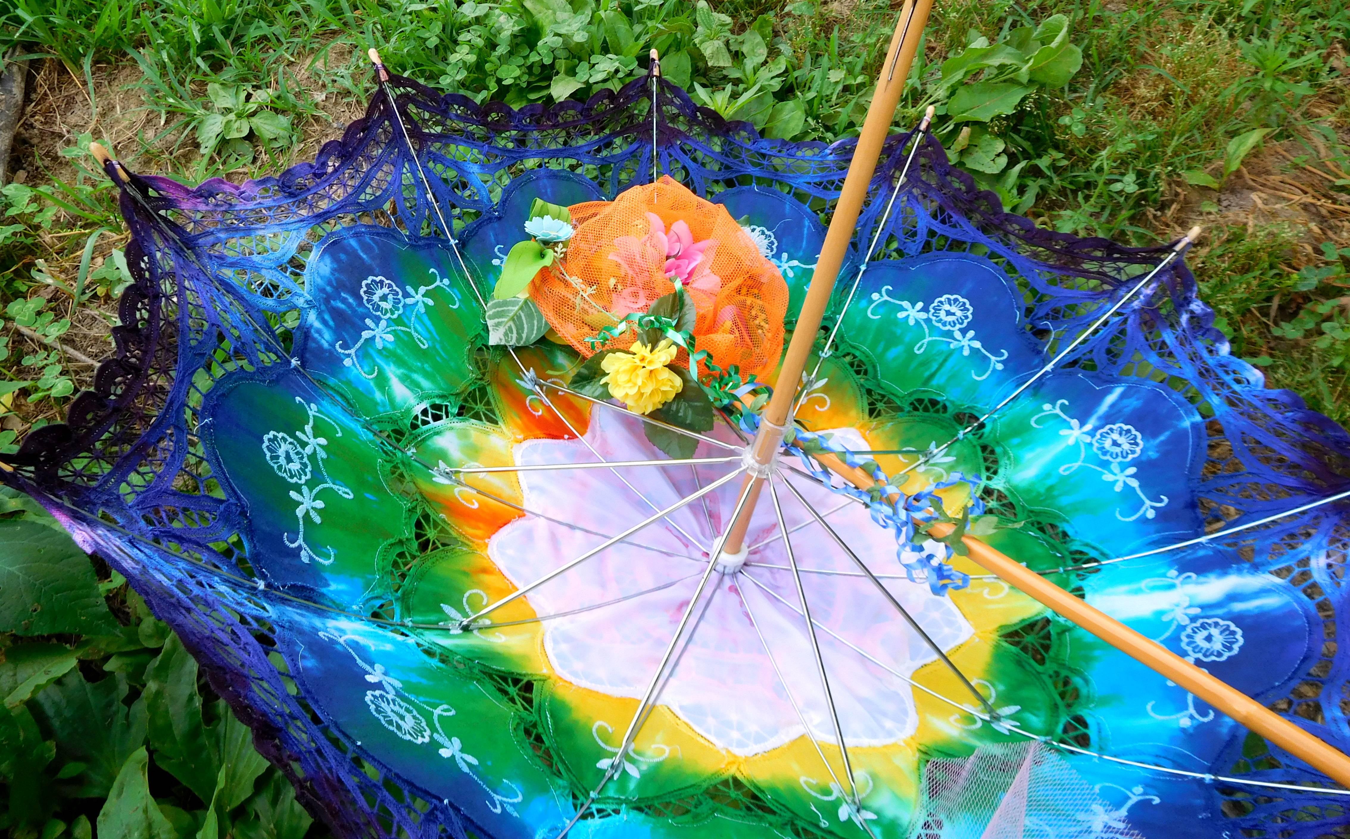 Posie's Magical Parasol