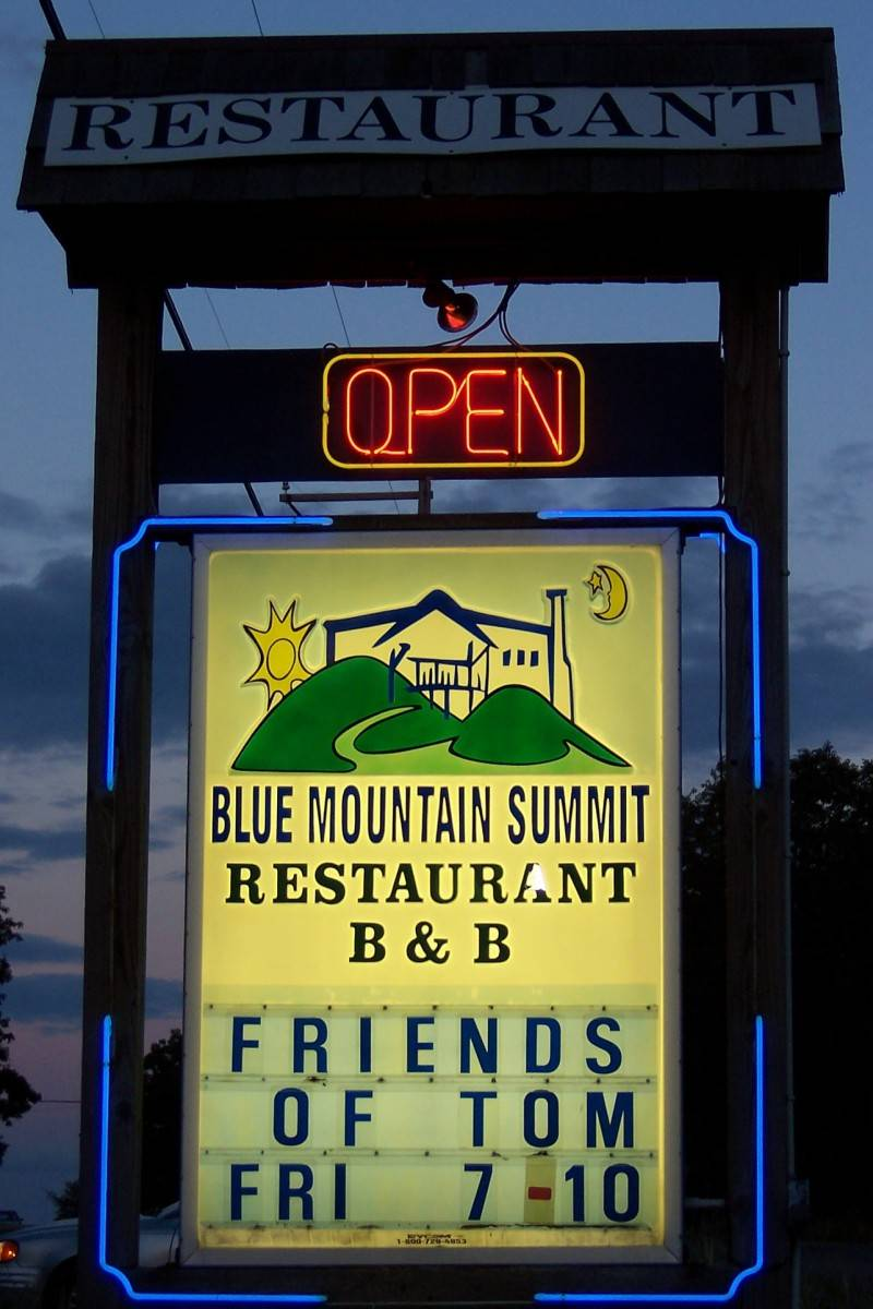 FOT at Blue Mountain Summit