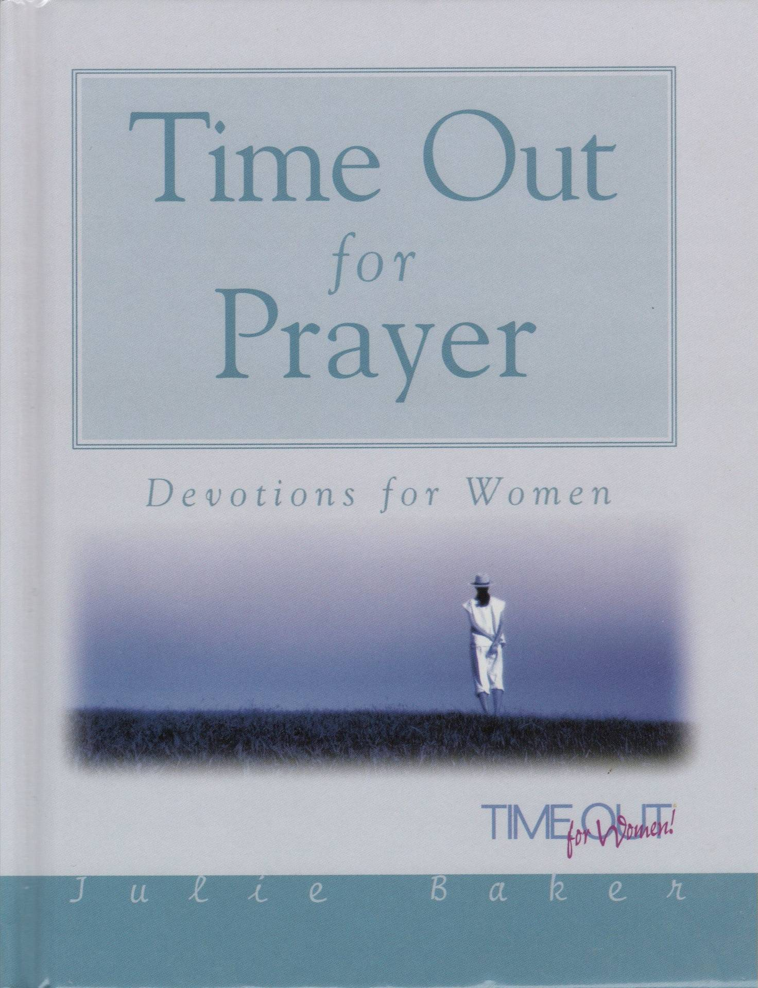 TimeOut for Prayer