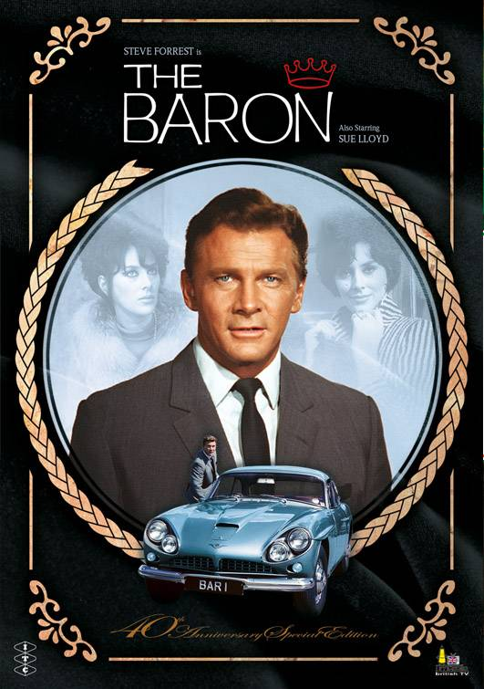 The Baron - Complete Series DVD Set (Australia reg. 4 release)