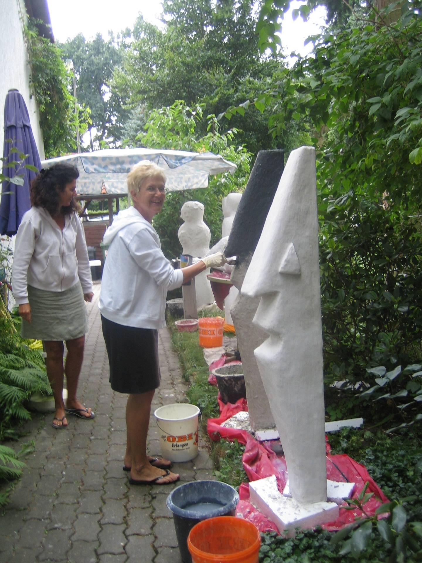 Concrete workshop Erlangen
