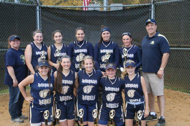 FALL CHAMPS WAY TO GO GIRLS!!!!!