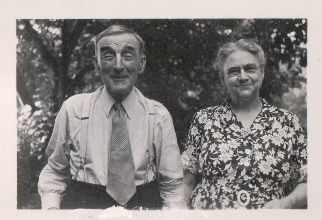 Irvin Bechtel Brumbaugh and Rachel Gertrude (McCall) Brumbaugh