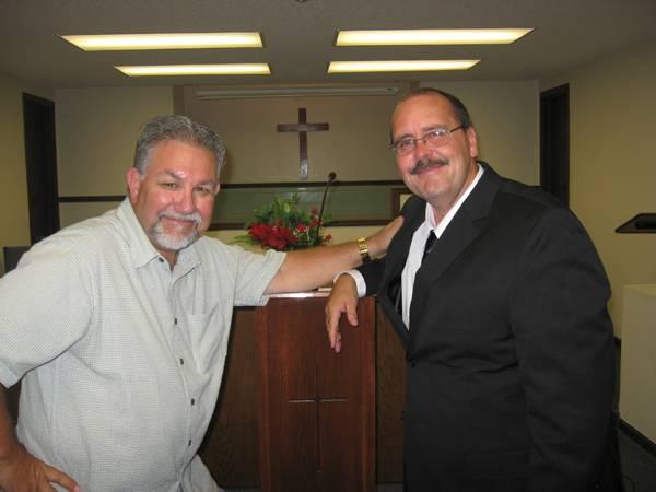 Peter Whitebird and John Thacker