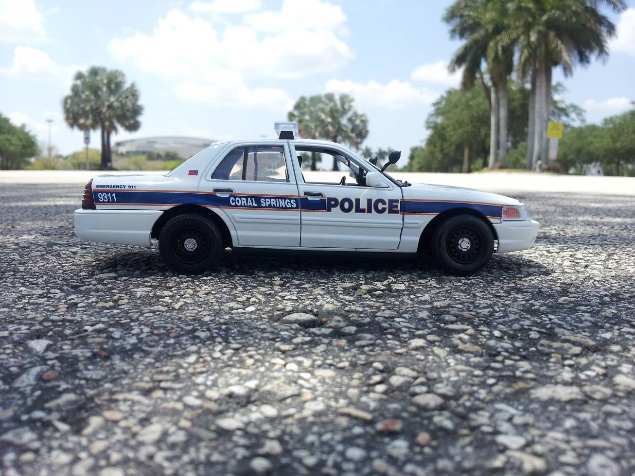 CORAL SPRINGS POLICE DEPARTMENT
