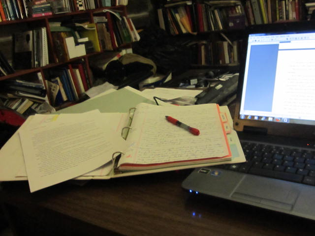 Writing Desk, 2016