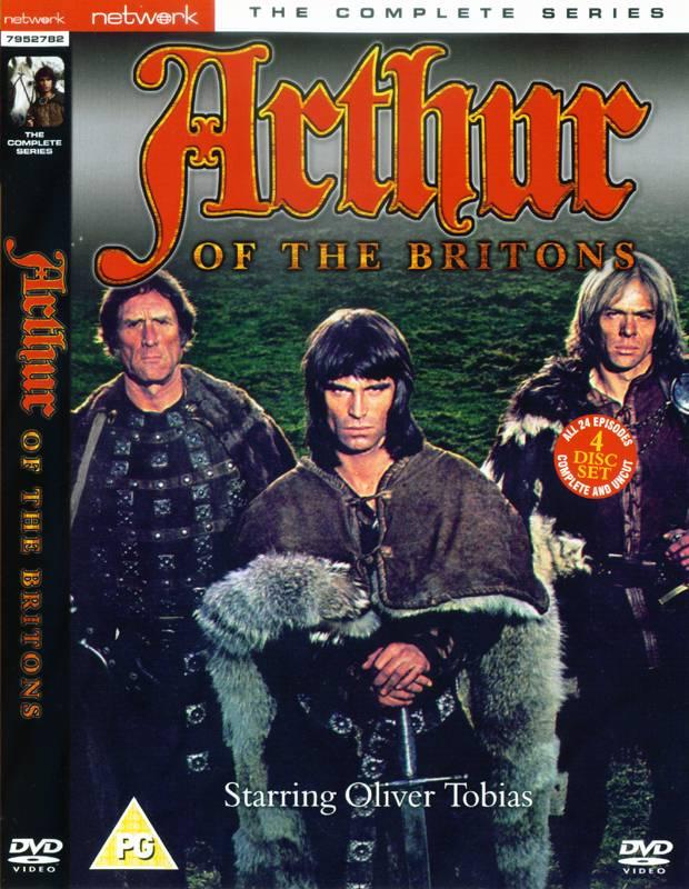 Arthur of the Britons - Complete Series DVD Set (UK reg. 2 release)