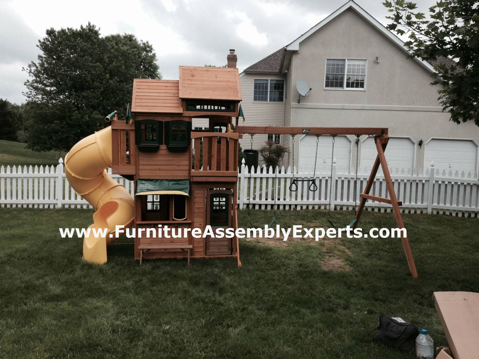 gorilla playset assembly service in silver spring md