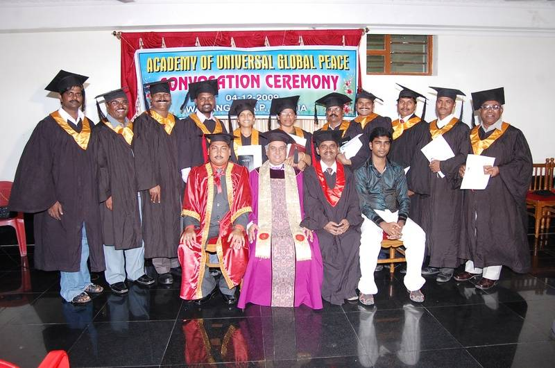 AUGP Convocation