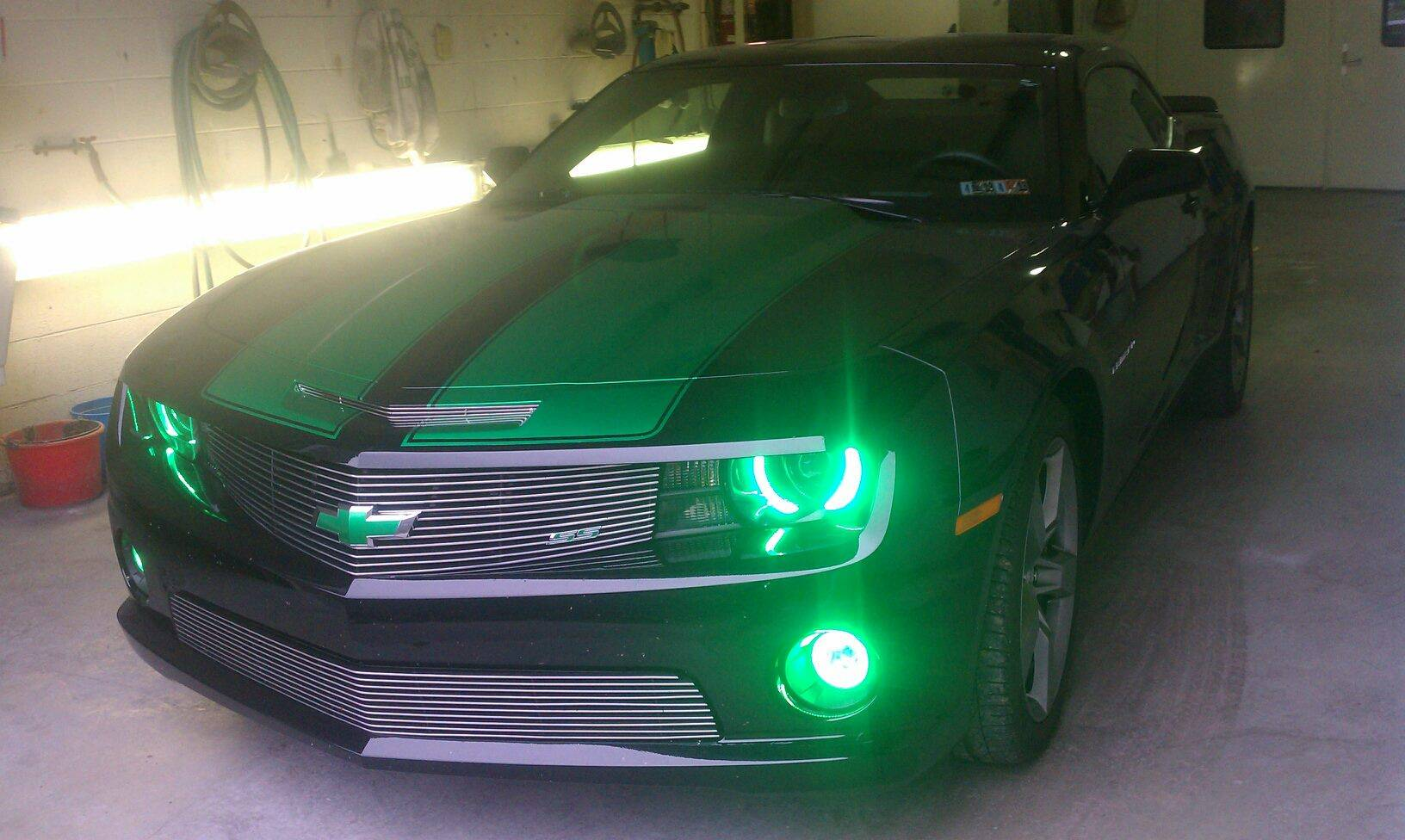 Co-Owner Drew's 2011 Camaro 2SS/RS