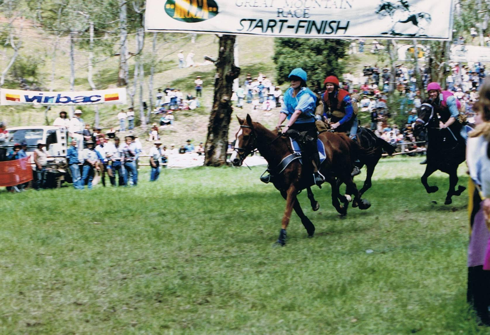 Great Mountain Race 1993