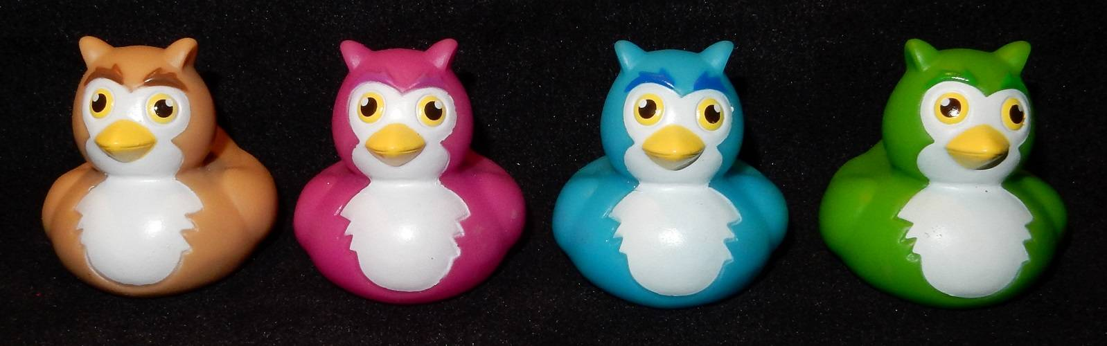 Owl ducks