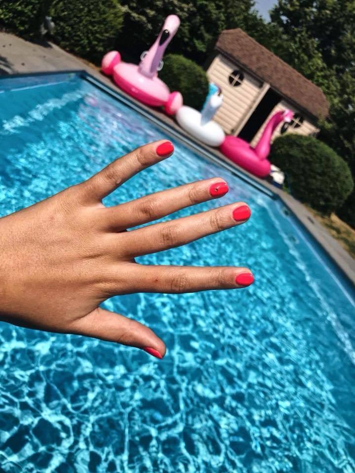 gellak in fancy zomer kleuren