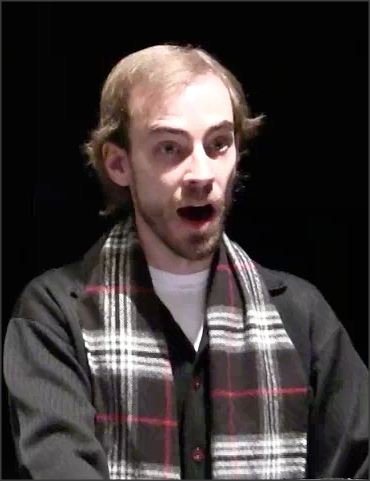Clayton Kennedy as Robert
