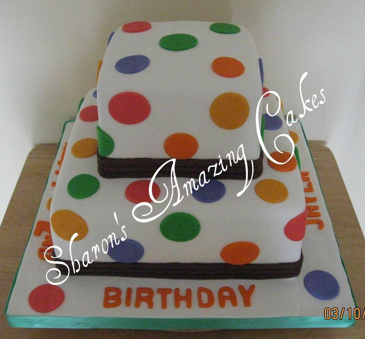 CAKE 35A1 -Going Dotty