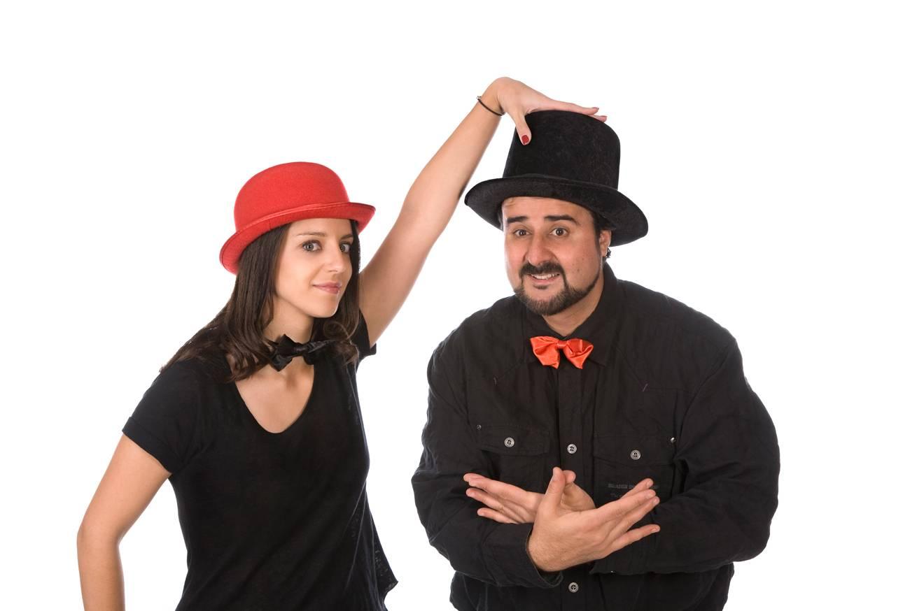 Emma Ilusioneta y Manuel Ferrero