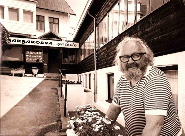 Hotell Molleberg (Konstnarsgarden) 1977