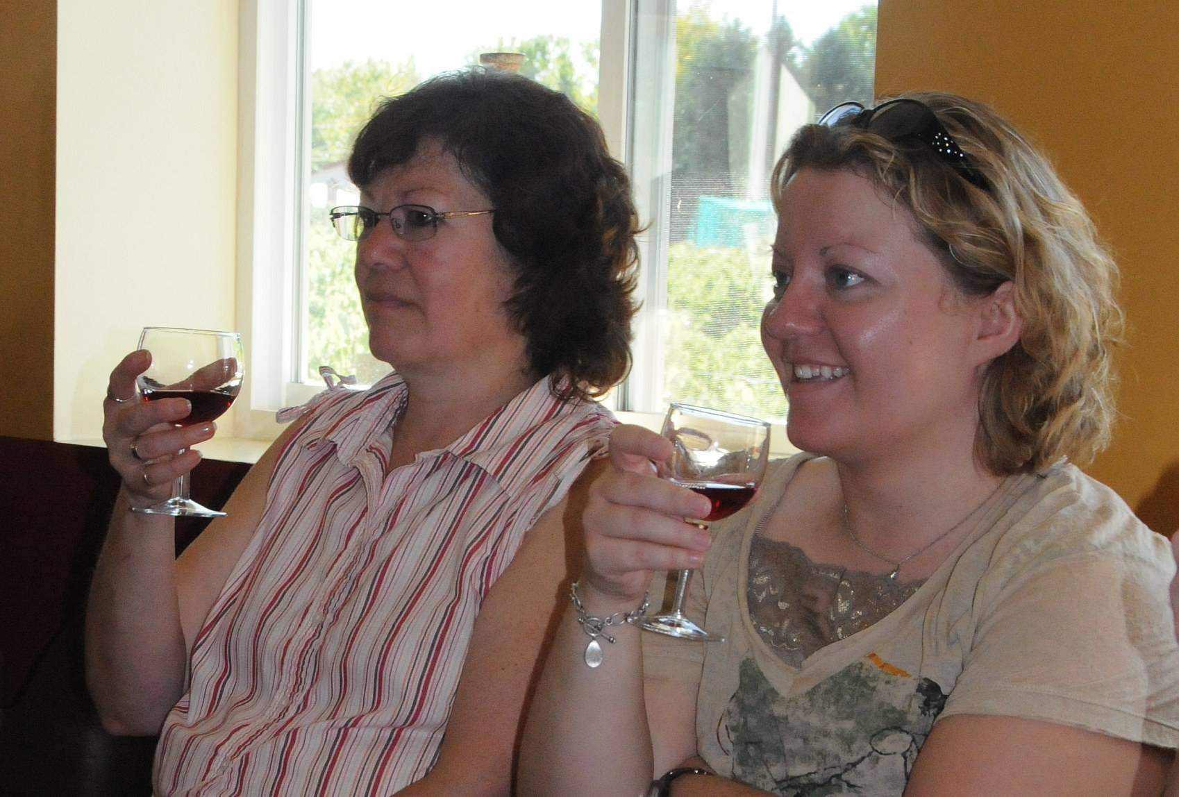 Happy Wine Tasters!