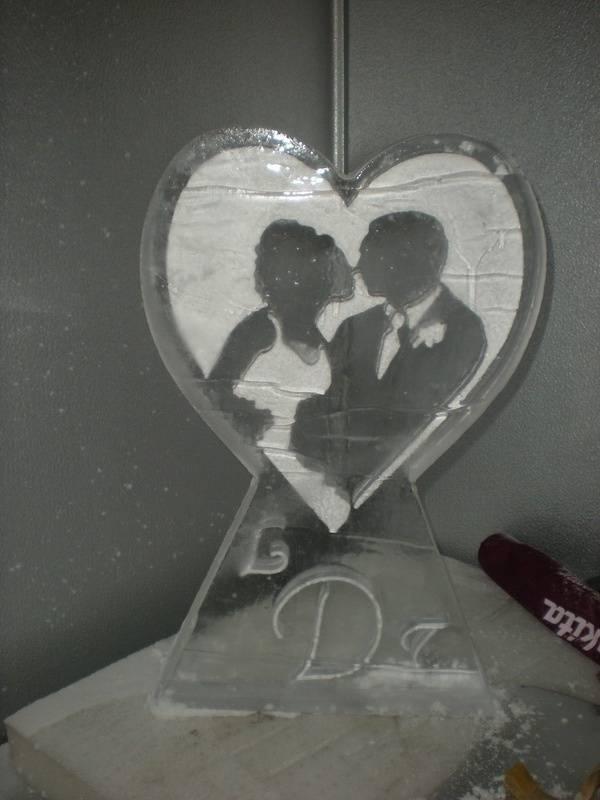 Husband and wife heart