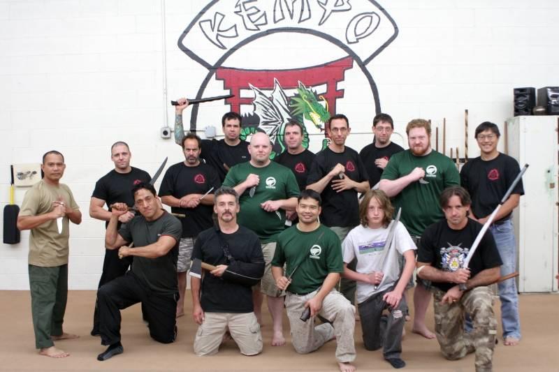 Tuhon Rommel Seminar 2012