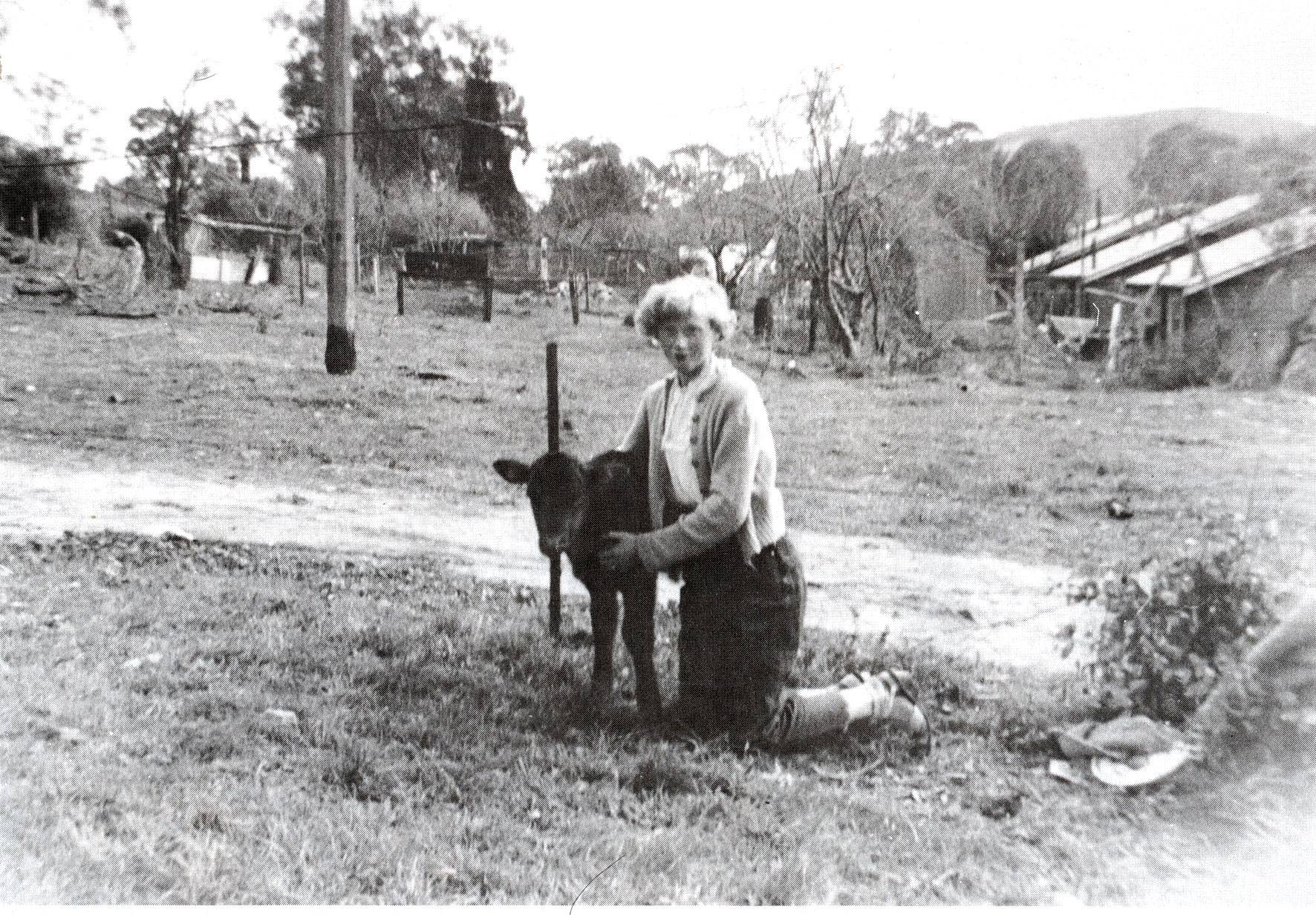 Ann Austin Westlake 1951