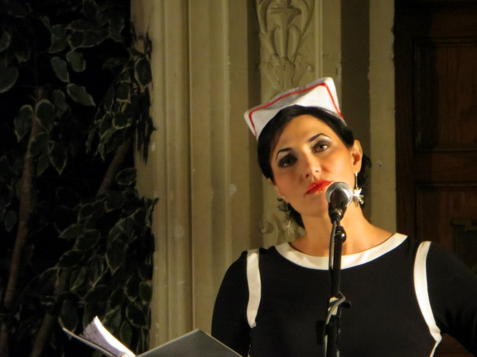 Eliza VanCort as Nurse Dagmar