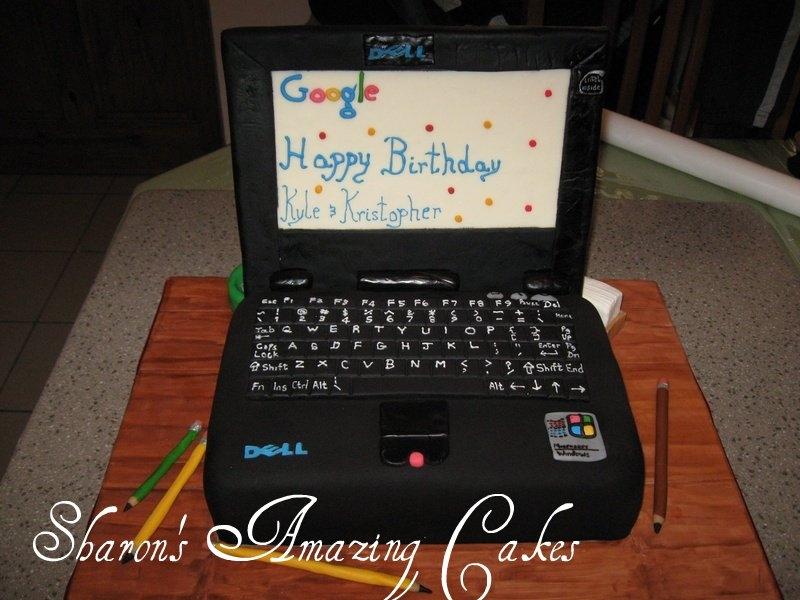 CAKE 04G -Computer Cake